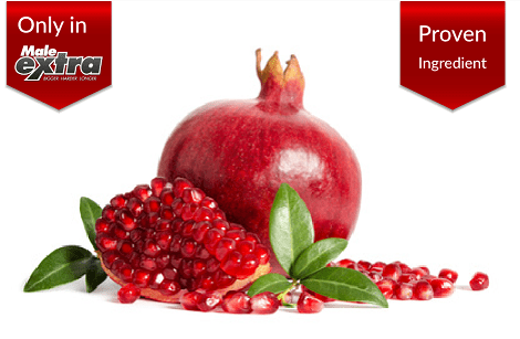 Pomegranate - one of the main ingredients