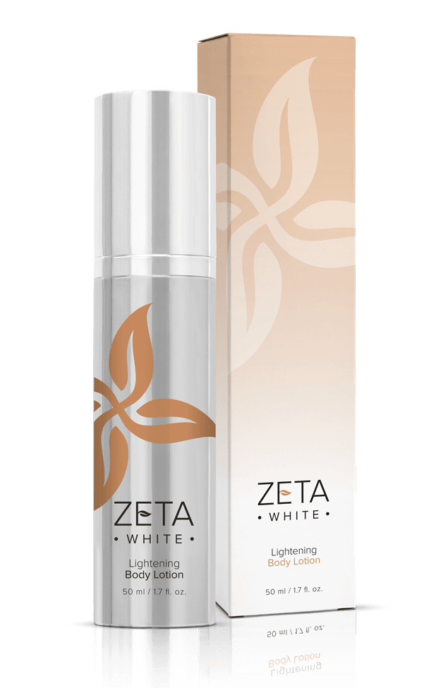 Zeta White body lotion