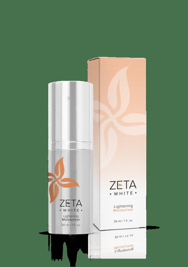 Zeta White moisturizer