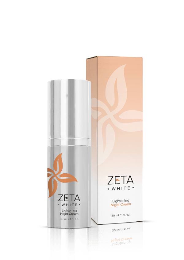 Zeta White night cream